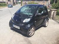 2005 Smart ForTwo 0.7 Nightrun Brabus. 11 Months MOT. Limited Edition.