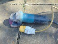 Bosch 4.5 angle grinder