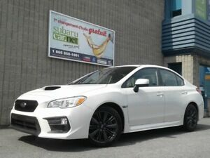 2018 Subaru WRX 117$/SEM*CAMERA*BLUETOOTH*TURBO*AWD