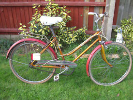 PUCH CALYPSO 1972 RETRO TEENS BIKE ONE OF MANY QUALITY BICYCLES FOR SALE