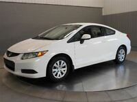 2012 Honda Civic COUPE A/C