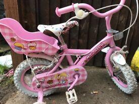 Apollo kids bike 12inch