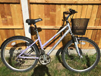 "MBT Mountain Bike Bicycle Falcon Eclipes 26"" Wheels"
