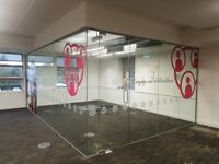 Toughened Glass Partition Systems for sale in Staines, Surrey