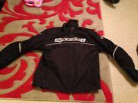 Men's bike jacket for sale