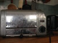 Dualit 4 slice toaster spares repairs