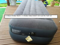 2 x airbeds in good condition