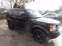 landrover discovery tdv6 automatic 2006-06-reg,2700 cc turbo diesel, new mot