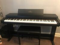 Lovely Yamaha piano for sale