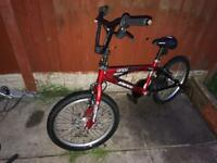 APEX BMX CLEAN BIKE!!