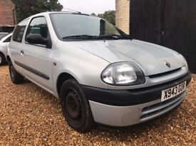 Renault Clio 1.2 Grande £150 Road Tax 1 Lady Owner From New 65k Miles 9 Months MOT and HPi Clear
