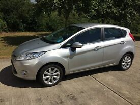 2011 Ford Fiesta 1.4 Diesel Zetec - Great Condition - Low Miles