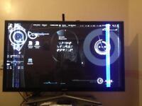 "Samsung PS51F5500 51"" 3D Smart Plasma TV+Stand+Remote"