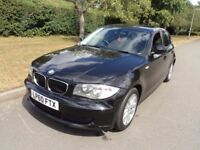 2011 BMW 118 2.0d 5'dr excellent condition £30 year tax