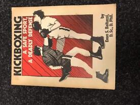 Various martial arts books continued