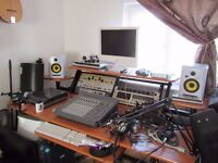 Complete Pro Tools Rig, Mac G5, Focusrite and Goldmic Preamps- Unbelievable Bargain
