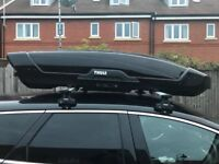 Thule Roofbox Motion XT XL, FOR HIRE
