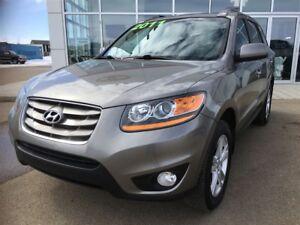 2011 Hyundai Santa Fe LTD LEATHER, INSPECTED, INSPECTED