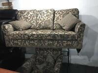 As new fabric 3 and 1 sofa set