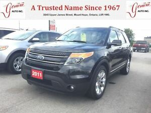 2011 Ford Explorer Limited 4x4 Navi Roof