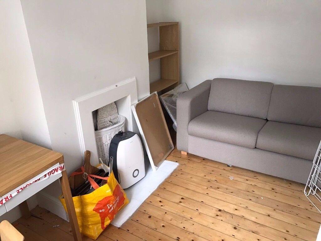 2 Seater Double Sofa Bed 400 Habitat Porto Great Condition Minimal