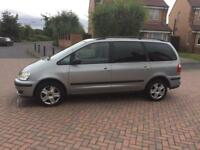 Ford galaxy ghia tdi 7 seater