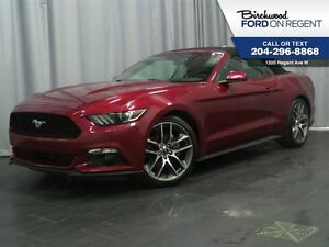 2016 Ford Mustang EcoBoost Premium Convertible *Leather/Nav*