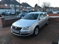 VW PASSAT 2.0 LITRE DIESEL /LEATHER SEATS GOOD CONDITION