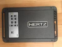 Hertz hpd4 amp