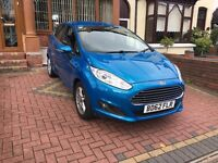 Rare blue Ford Fiesta For sale first to see will buy..... O.N.O