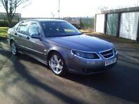 2007 Saab 9-5 2.0T Sport Petrol Manual Sell Or Swap