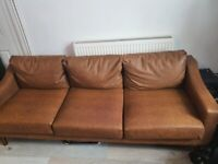 Sofa set. 3 and 2 seater.
