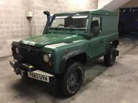 Landrover Defender TD5 very good condition