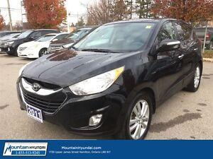 2011 Hyundai Tucson NAVI + 2.99%