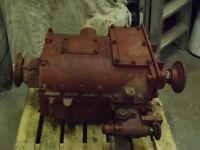 COMMERCIAL 1.3:1 DAVID BROWN TRANSFER / BOOSTER GEARBOX -- RARE