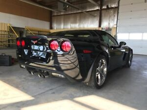 2011 Grand Sport Corvette 3LT, Low Km