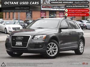 2010 Audi Q5 3.2L Premium Package! **Accident Free**