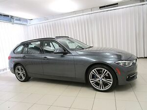 2016 BMW 3 Series 328i x-DRIVE TOURING SPORT PACKAGE w/ HEAD UP
