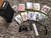 Xbox 360 Elite 120gb + loads of extras
