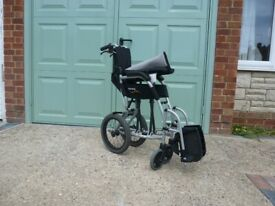 Karma Ultra Lightweight, Folding Wheelchair