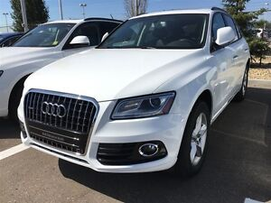 2017 Audi Q5 2.0T Komfort Quattro 8sp Tiptronic Excutive Demo
