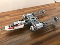 Genuine Lego Star Wars set 75249 Y-Wing Starfighter