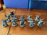 Warhammer Old plague marines