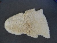 Sheepskin Rug in Deep soft wool - Never Used