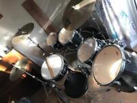 Mapex M Custom 6 Piece Drum Kit