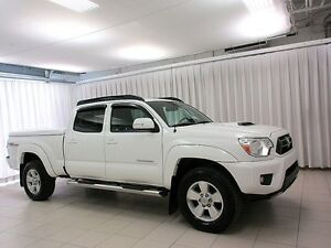 2015 Toyota Tacoma TRD SPORT 4X4 4DR TOYOTA CERTIFIED!
