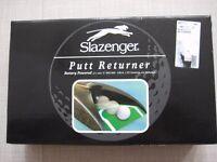 BRAND NEW - Slazenger Golf Putt Returner