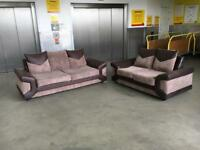 3+2 comfy sofa set +free delivery