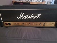 Marshall JCM 800 Bass Series Head and Cab