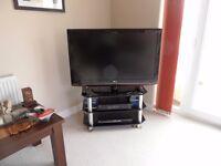 LG 42 inch width LCD TV.
